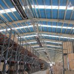 آشنایی با سیستم گرمایشی از سقف